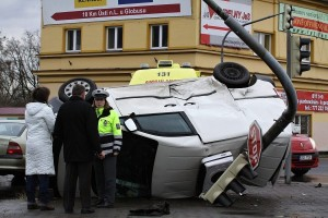 Nehoda Srbice