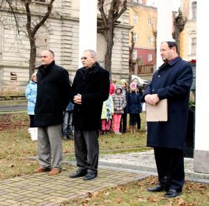 Památka obětem holocaustu