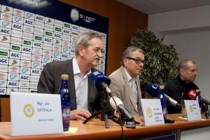 Tisková konference, FK Teplice (1)