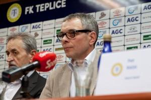 Tisková konference, FK Teplice (11)