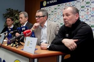 Tisková konference, FK Teplice (20)