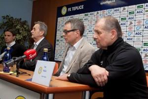 Tisková konference, FK Teplice (4)