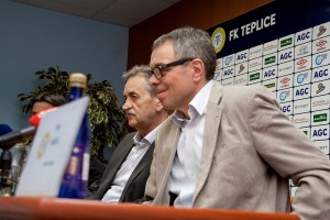 Tisková konference, FK Teplice (9)