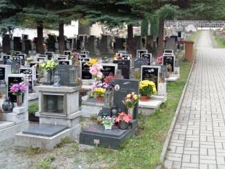 Hřbitov - il. foto