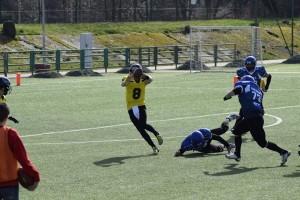 Americký fotbal (1)